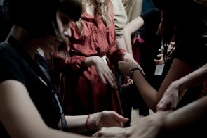 2012 AW Backstage